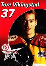 2003-04 German DEG Metro Stars Postcards #23 Tore Vikingstad