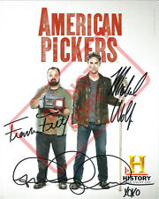 8.5x11 Autographed Signed Reprint RP Photo American Pickers