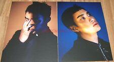 EXO EX'ACT MONSTER SMTOWN COEX Artium SUM GOODS DO D.O. POST CARD POSTCARD NEW