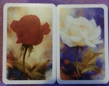 Flowers Collectable Playing Cards