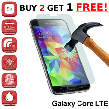 Samsung Galaxy Core LTE Premium Tempered Glass Screen Protector from Canada