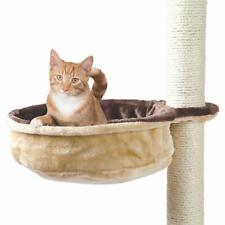 Trixie Hammock Cuddly Bag Cat Bed Attachment for Scratching Posts - 38cm - Plush