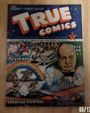 TRUE COMICS #1-84  COMPLETE RUN, RARE 1941-1950 FIRST SAD SACK