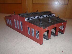 Roundhouse Engine Shed for Hornby OO / HO Gauge Model Railway Train Sets