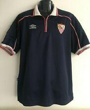 Umbro Sevilla FC Jersey Third Shirt 1999 2000 Size XL Vintage Football Soccer