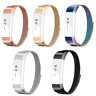 Replacement Stainless Steel Wristband Wrist Strap Watch Band For Fitbit Alta HR