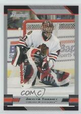 2003-04 Bowman Draft Picks Jocelyn Thibault #108
