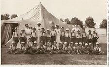 Cesenatico 1941 bambini colonia tenda Croce Rossa CRI - prov. Forlì Cesena