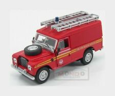 Land Rover Land Iii Series 109 Fire And Rescue 1961 Red HONGWELL 1:43 251XND11