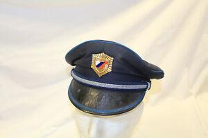 BS274: Sammlungsauflösung Schirmmütze Slowenien Polizei