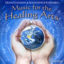 Dean Evenson - Music for the Healing Arts [New CD]