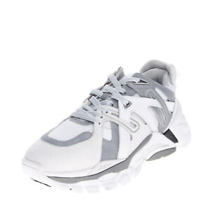 RRP €185 ASH Sneakers EU 38 UK 5 US 7 Reflective Trims Layered Thick Sole