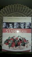 SIGNED Star Palate: Celebrity Cookbook for a Cure, Casey, Kathy, Agassi, Tami