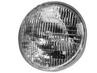 "1964-1973 Mustang 7"" Round Halogen Sealed Beam Headlamp"