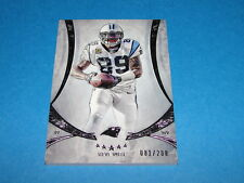 2013 Topps Five Star STEVE SMITH #92 Premium SP/208 PANTHERS-RAVENS Utah UTES