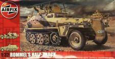 Airfix 1:32 Rommel's Half-Track Plastic Model Kit #A06360U