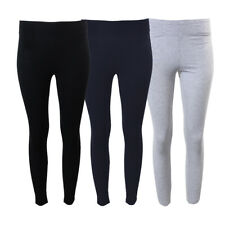 80aff4ff8da DBFL1 Ladies Sofra Cotton Leggings