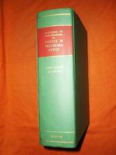 giurisprudenza codice procedura civile libro 4° artt 633-831 giuffre