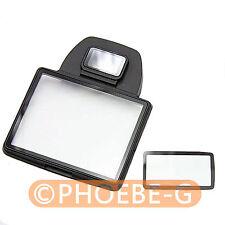GGS III Protection de l'écran LCD en verre pour Nikon D7000 DSLR