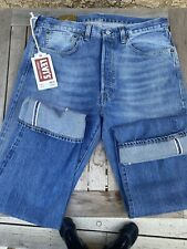 Levi's Vintage Clothing 501xx 1947 jeans Selvedge New 38x34 Big E MSRP 298.00