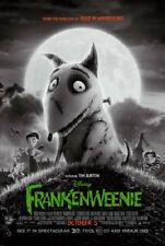 Frankenweenie Movie Poster 24inx36in (61cm x 91cm)