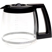 Cuisinart DCC-1200 Replacement Glass Carafe Coffee Maker Machine Pot Jug 12 Cup