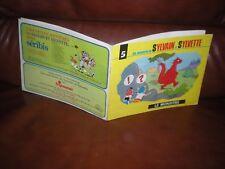 SYLVAIN ET SYLVETTE SERIE 3 N°5 LE MONSTRE - EDITION ORIGINALE 1981