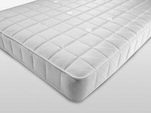 Inspiration Beds 2FT3 x 6FT Imagine Static Caravan Mattress Campervan Motorhome