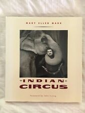 Indian Circus By Mary Ellen Mark