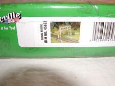 Bachmann 45623 Plasticville USA Signal Bridge Kit O 027 MIB New This is a Kit