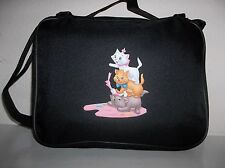 TRADING PIN BOOK FOR DISNEY PINS BAG aristocats MARIE PAINT LARGE DISPLAY CASE