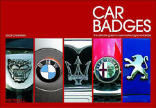 Car Badges: The Ultimate Guide to Automotive Logos Worldwide-ExLibrary