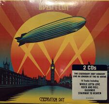 LED Zeppelin - Celebration Day 2 CD and Dvd) 2007 Concert O2 Arena London