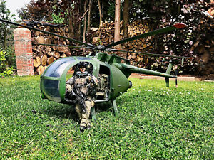 21st Century Toys - Ultimate Soldier AH-6 Little Bird 1/6 scale Helicopter