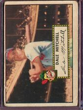 1952 Topps 92 Dale Mitchell POOR #D126161