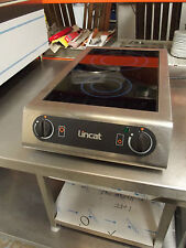 Lincat IH21 Twin zone induction hob - Table Top