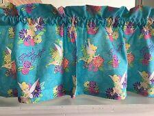 NEW Disney Tinkerbell Girls Kids Valance Curtain