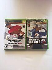Xbox Games Lot - Tiger Woods Pga Tour 06 & 07