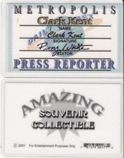Press Pass - Reporter Fake I.D. id card Drivers license driver's lisence