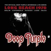 DEEP PURPLE - LONG BEACH 1976 (2016 EDITION)  3 VINYL LP NEW+