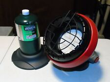 Mr Heater Indoor Outdoor Portable Little Buddy Propane Heater GREAT CLEAN SHAPE