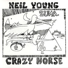 Neil Young & Crazy Horse - ZUMA NEW SEALED LP