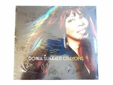 DONNA SUMMER LAST ALBUM : CRAYONS || CD NEUF ! PORT 0€