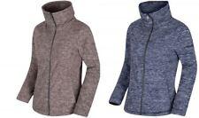 Regatta Ladies/Womens Zalina Full Zip Walking Sweater Jacket Marl Fleece