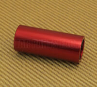 099-2411-001 Fender Aluminum Guitar Slide Candy Apple Red #FASCAR