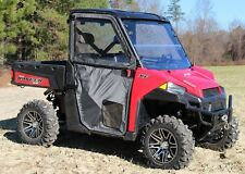 POLARIS RANGER XP900 1000 FULL HALF DOOR SET CAB DOORS 900 XP PRO FIT