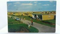 Vintage Postcard  Bel-Air Estate Holiday Camp St Osyth Clacton on Sea Posted