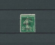 PRÉOBLITÉRÉS - 1921 YT 26 - TIMBRE NEUF** MNH - COTE 900,00 €
