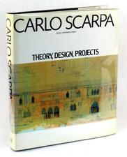 Carlo Scarpa Theory Design Projects Maria Antonietta Crippa Rationalist Design