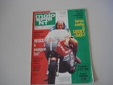 MOTOSPRINT 23/1978 SUZUKI 1000 GS/TM 125 CROSS